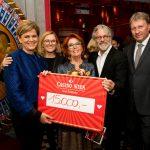 Charity Gala im Casino Wien erbrachte 15.000 Euro für Licht ins Dunkel