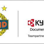Kyocera wird neuer Teampartner von Rapid