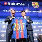Rakuten neuer Sponsor des FC Barcelona