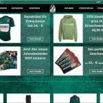 SV Ried launcht neuen Fanshop