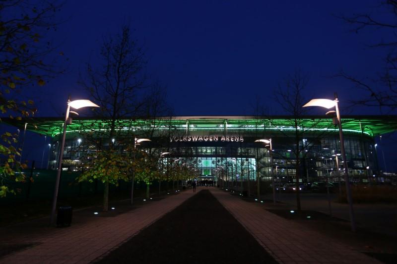 Volkswagen Arena VfL Wolfsburg
