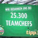 Rapid beschert Liga 6% Zuschauerwachstum