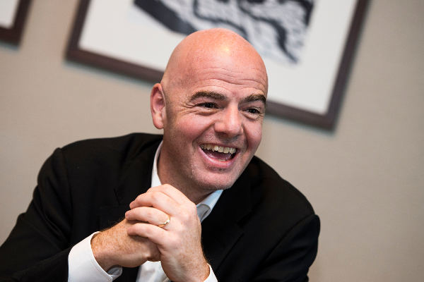 Giano Infantino (Gepa Pictures)