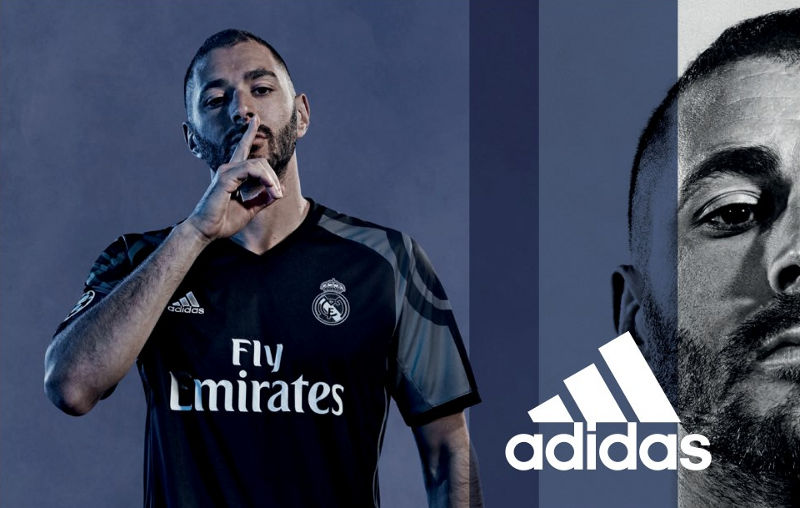 Real Madrid Trikot adidas
