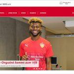 Neue Website: laola1 und VfB Stuttgart bauen Zusammenarbeit aus