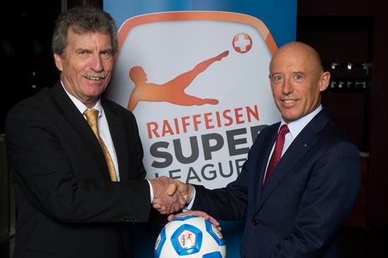 RAIFFEISEN_Super League Sponsoring verlaengert