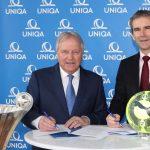 Uniqa wird Namensgeber des ÖFB-Cup