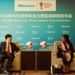Hisense wird Sponsor der WM 2018