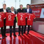 Bayern München und Tipico verlängern Partnerschaft