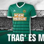 adidas verlängert Vertrag mit Rapid bis 2020/2021