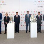 """Intensiver Austausch von Verbänden und Clubs beim ersten """"Chinese-German Football Summit"""""""