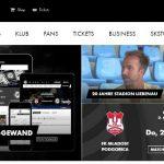Sturm Graz im neuen Online-Gewand [Businesspartner-News]