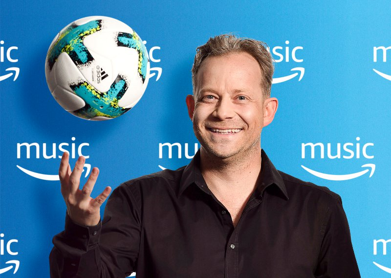 Marco Röhling steht an der Spitze des Kommentatoren-Teams (Foto: Amazon)