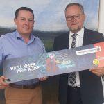 Oberösterreichische Versicherung verlängert Namenssponsoring in Ried