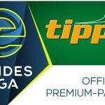 Österreich-Premiere: Exklusive Branchenpartnerschaft mit tipp3 und win2day als Premium-Sponsoren für die eBundesliga