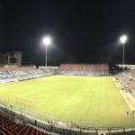 """Cagliari Calcio spielt erstes  Spiel im """"Ersatzstadion"""""""