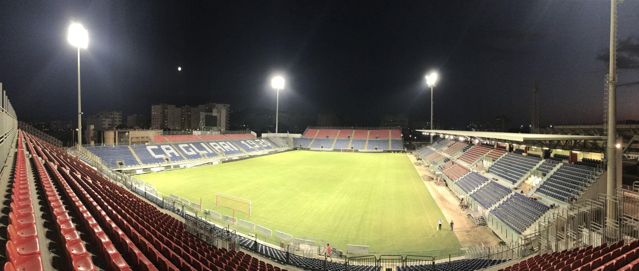 (Foto: Twitter Cagliari)