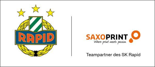 Composite Logo SK Rapid Wien - Saxoprint
