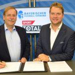 Bayerischer Amateurfußball live im Internet