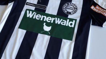 Sport-Club angelt sich Wienerwald als Trikot-Sponsor