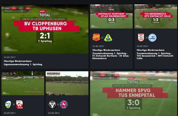 Screenshot sporttotal.tv