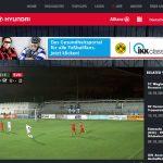 Streaming der Regionalliga: sporttotal.tv expandiert nach Österreich